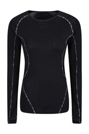 Elevate Merino Womens Long Sleeves Top