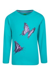 Steve Backshall Butterfly Kids Tee