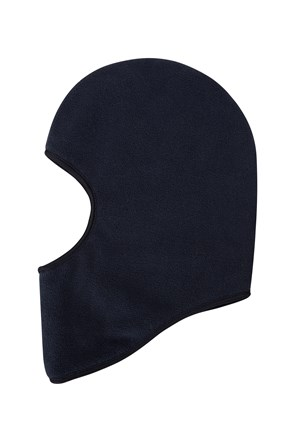 Fur Lined Kids Fleece Balaclava