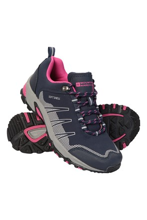 Annapurna Womens Softshell Running Shoes