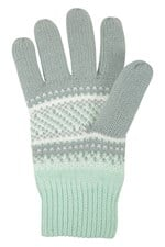 Mountain Warehouse Womens 100/% Acrylic Thinsulate Double Lined Knitted Gloves