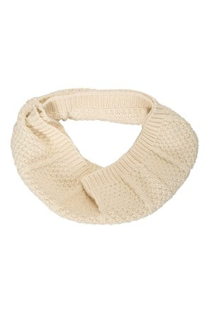 Alaska Knitted Womens Snood