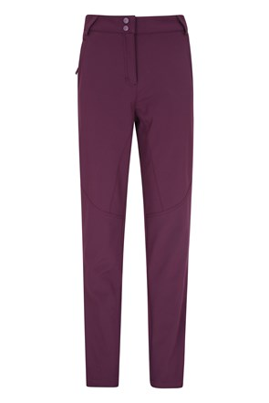 Sierra Extreme Womens Slim Fit Recco  Ski Pants