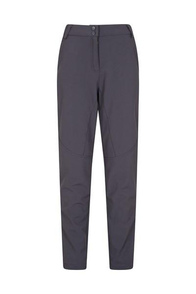 Sierra Womens Ski Pants - Grey