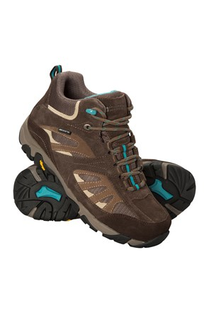 Field Womens Waterproof Vibram Boots