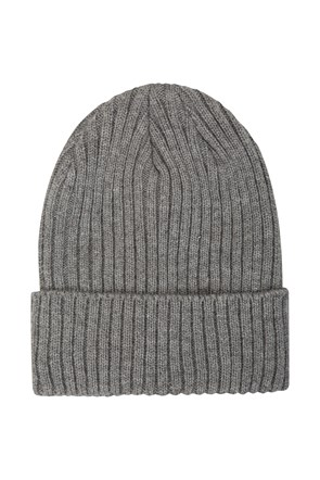 Thinsulate Knitted Mens Beanie