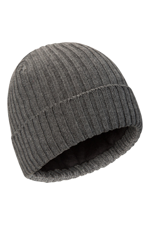 781e52b7765 Thinsulate Knitted Mens Beanie