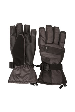 Pursuit Extreme Mens Ski Gloves