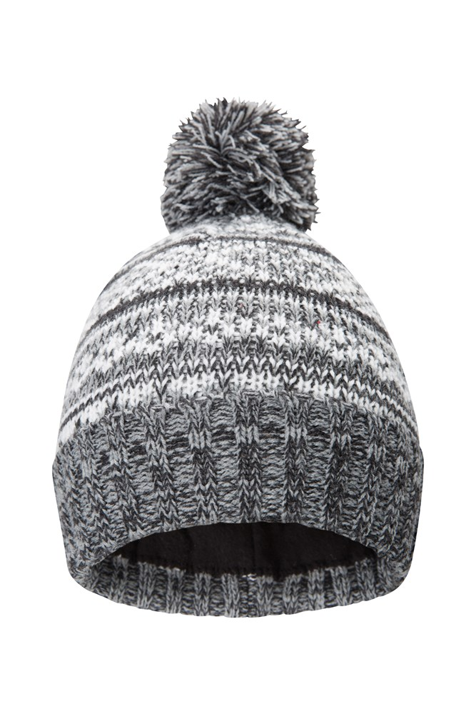 Thinsulate Fairisle Mens Beanie  7048c6099fe