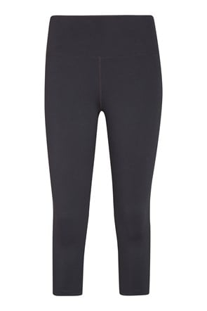 Super Sculpt Stretch Womens Capri Leggings