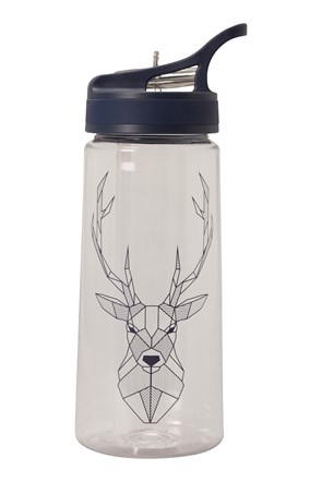 BPA Free Stag Flip Top Bottle - 500ml