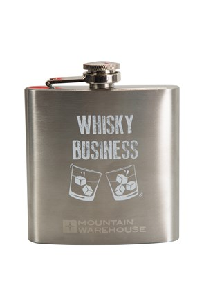 Hip Flask 170ml - Printed