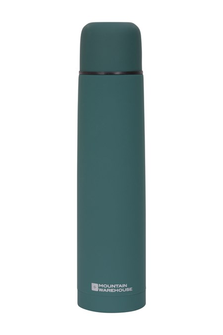 025654 RUBBER FINISH DW FLASK 1L