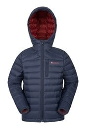 Henry Kids Down Padded Jacket