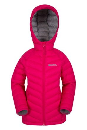 Horizon Kids Down Padded Jacket