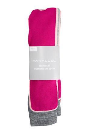 Parallel Technical Womens Ski Sock