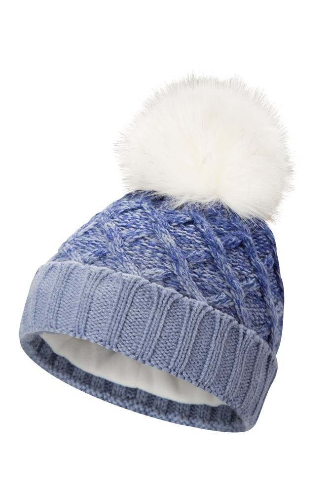 Thinsulate Womens Pom Pom Beanie  7b3d2dd35a