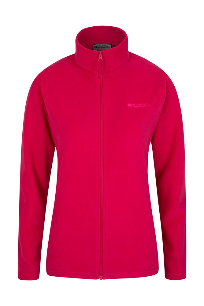 Womens Fleece Jackets | Microfleeces & Midlayers | Mountain ...