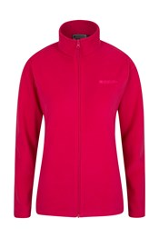 Camber Womens Full Zip Fleece