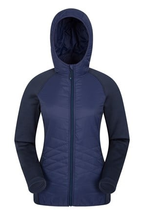 Vitality Womens Padded Jacket