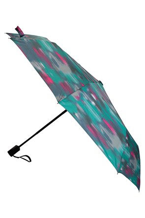 Windproof Umbrella - Patterned