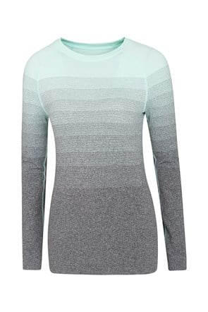 Blizzard Womens Seamless Baselayer Top