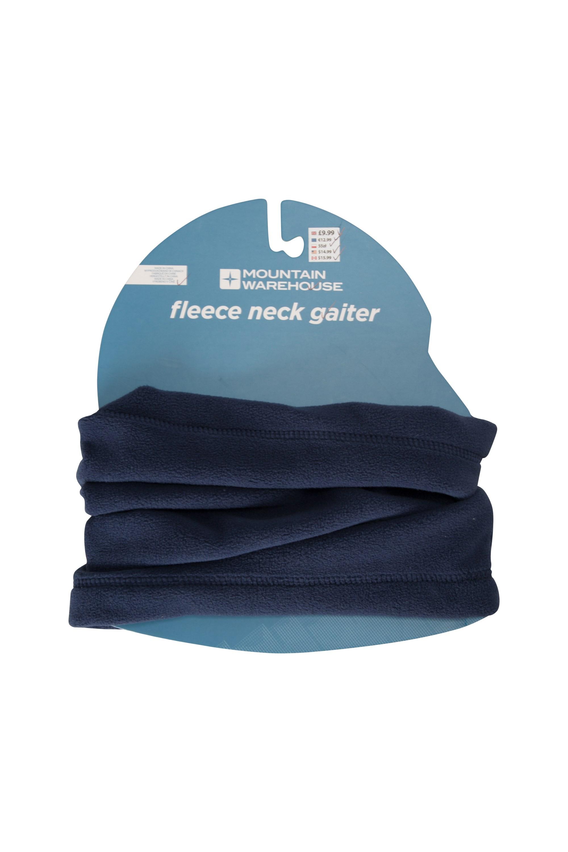 Fleece Neck Gaiter - Navy