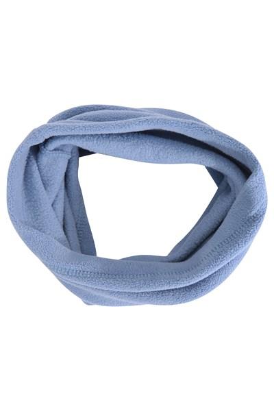 Fleece Neck Gaiter - Blue