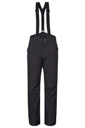 Mens Orbit 4 Way Stretch Short Ski Pant