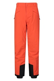 Orbit Mens 4-Way-Stretch Recco Ski Pants - Short Length