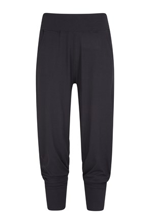 Womens Meditate Capri Pants