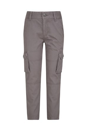 Cargo Kids Chino Trousers