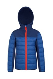 Turbine Kids Padded Jacket
