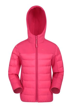 Turbine Kids Water Resistant Padded Jacket