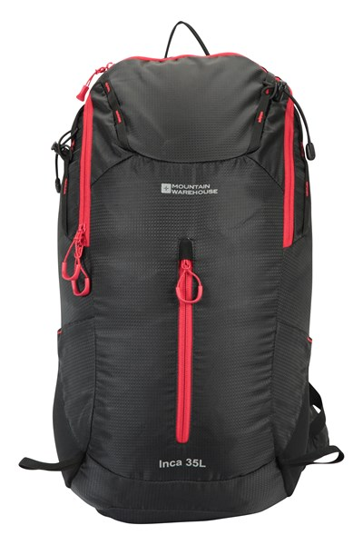 Inca Extreme Backpack - 35 Litres - Black