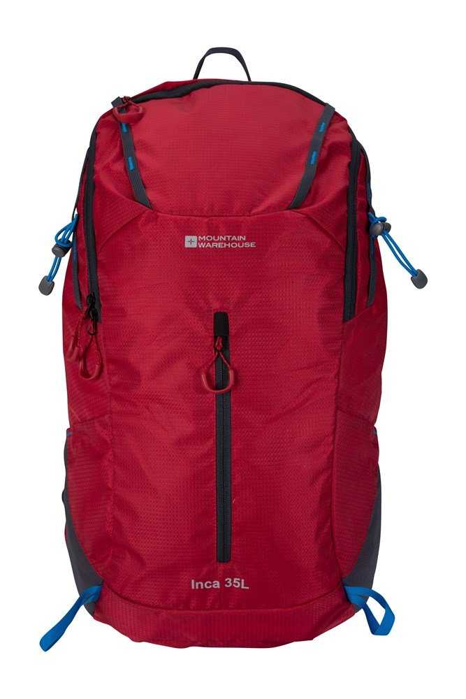 Inca Extreme Backpack - 35 Litres - Red