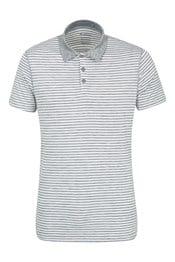 Carve Mens Stripe Polo Shirt