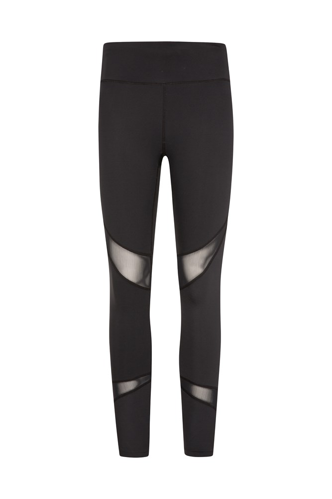 Reveal III Womens Leggings - Black