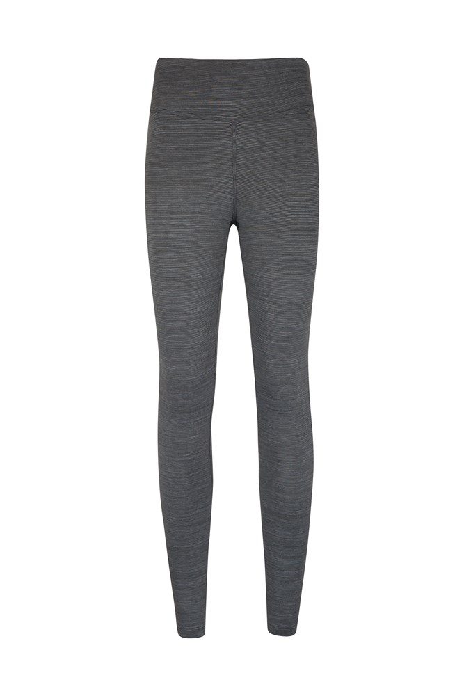 Bend and Stretch Womens Leggings - Grey