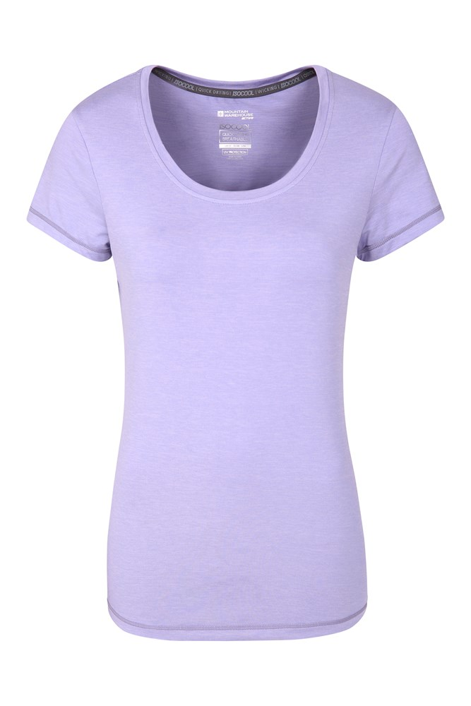 a563d40f2 Ladies T Shirts | Mountain Warehouse GB