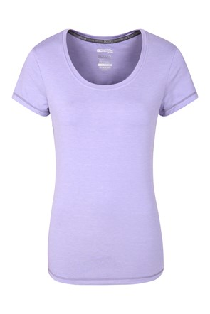 IsoCool Dynamic Panna Womens T-Shirt