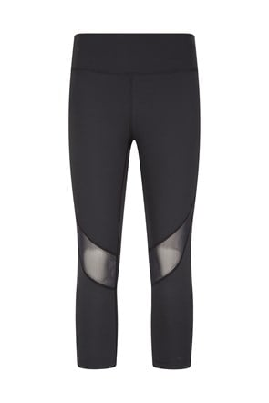 Reveal III Womens Capri Leggings