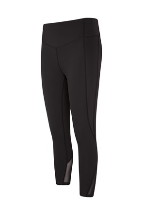 Womens Take Control Slimming 7/8 Leggings