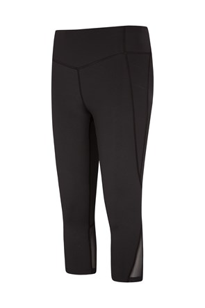 Take Control Womens Slimming Capri Leggings