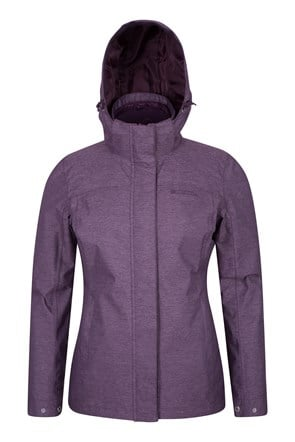 Cedar 3 In 1 Womens Jacket
