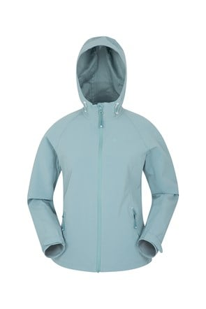 Tech Womens Softshell Jacket
