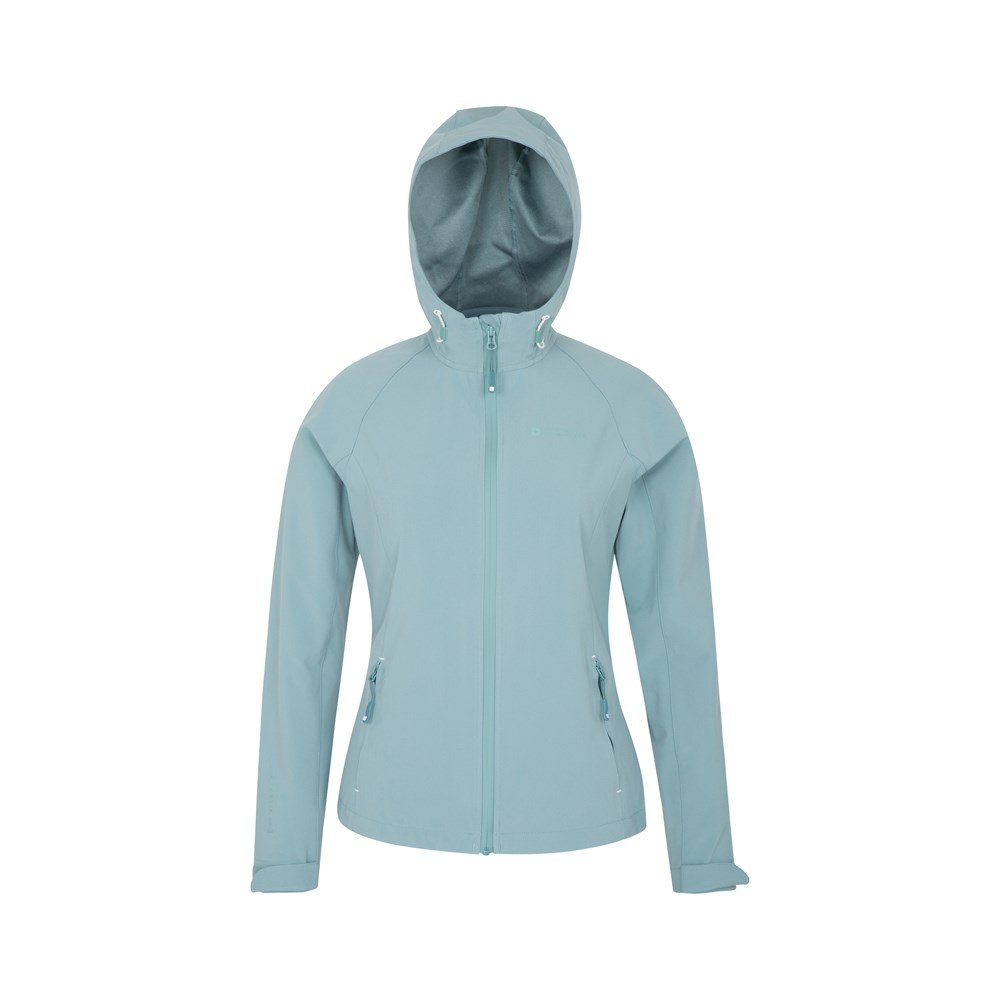 Mountain-Warehouse-Tech-Womens-Softshell-Jacket-Adjustable-Features