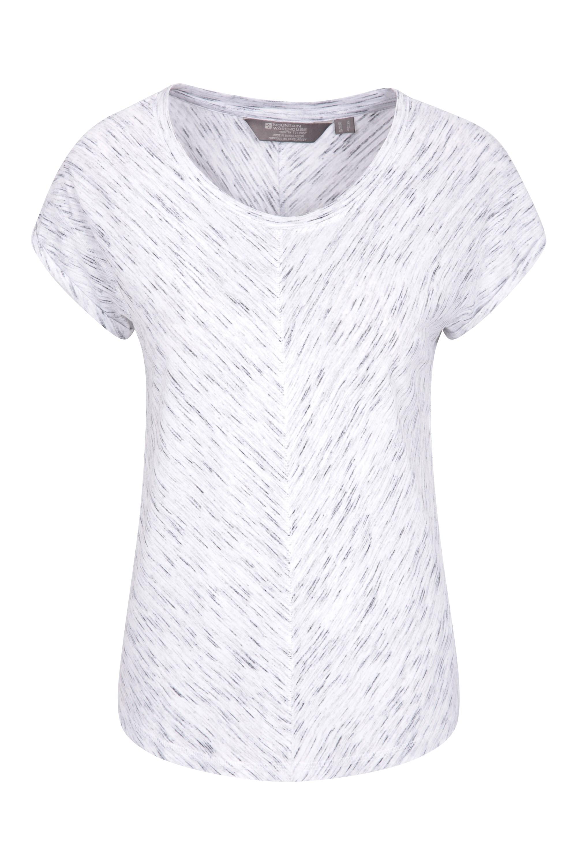 Retreat Damen Slouch T-Shirt - Grau