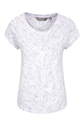 Zakti Retreat Slouch Womens Tee