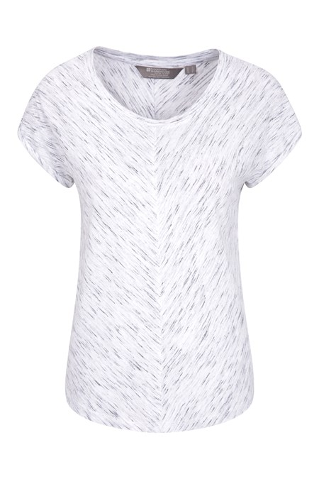 025762 RETREAT MELANGE SLOUCH TEE